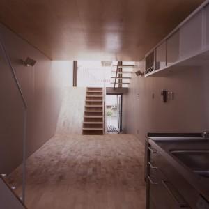 Kitchen, Stairs, Window
