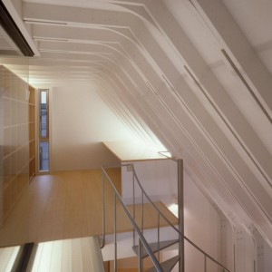 Loft, Stairs