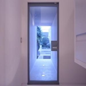 Entrance, Window