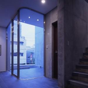 Stairs, Window, Terrace