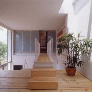 Loft, Stairs, Window