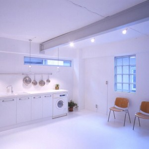 Kitchen, Living, Window