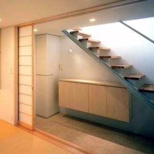 Tatami, Stairs