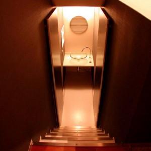Sanitary, Stairs